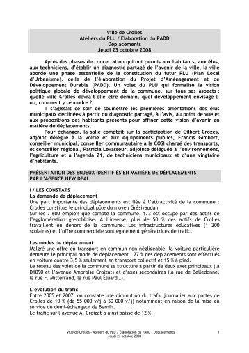 Plus d 39 informations sur l 39 atelier boussole fongecif midi for Piscine de crolles