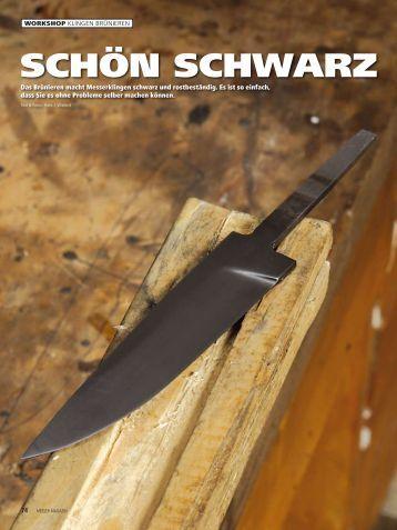 Schön Schwarz - Angele