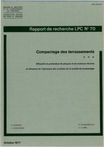 V - LCPC