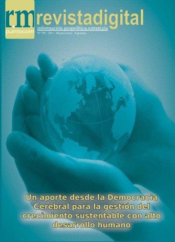 DEMOCRACIA CEREBRAL Libro Proteína y Cultura - Capítulo 1