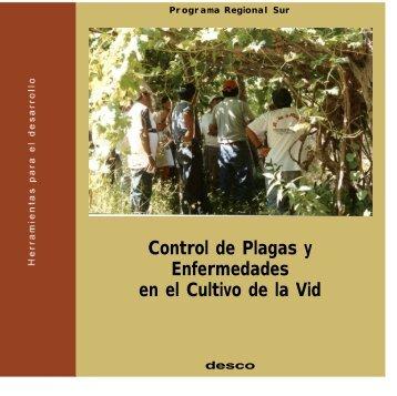 Control de Plagas y Enfermedades en el Cultivo de la Vid - Desco