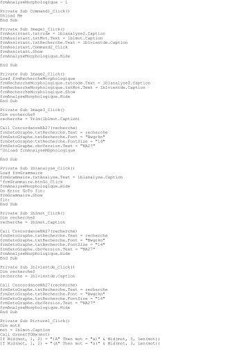 Microsoft Visual Basic - Encyclopaedia Gentium Boni