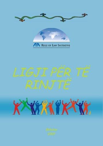 Ligji për të Rinjtë - American Bar Association