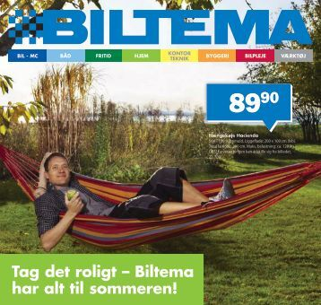 Download brochure som pdf (14Mb) - Biltema