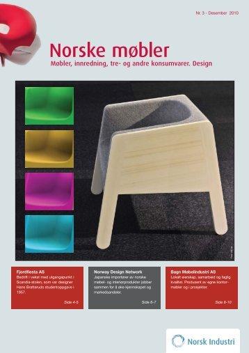 Nr. 3 - 2010 - Norsk Industri
