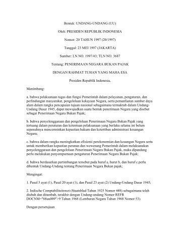 Izin Lingkungan Peraturan Pemerintah Nomor 27 Tahun 2012 | Share The ...