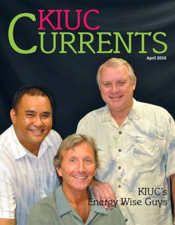 KIUC's Energy Wise Guys - Kauai Island Utility Cooperative