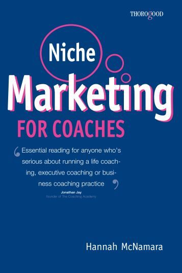 niche tourism case study Q&a - what is the difference between niche and mass marketing jim riley 15 th january 2010 (niche) segments teacher of business studies and economics 3 days left to apply john hampden grammar school.