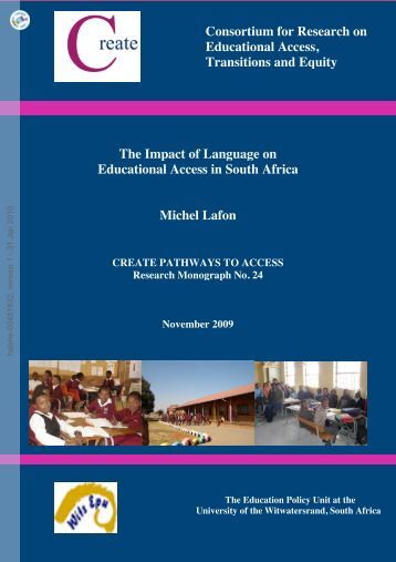 english language impact on the african The benefits of the english language for individuals and societies: the impact of english on the country to achieve greater harmony with english-speaking east african countries, while turning away from.