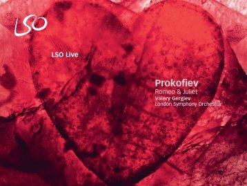 Prokofiev: Romeo and Juliet - London Symphony Orchestra