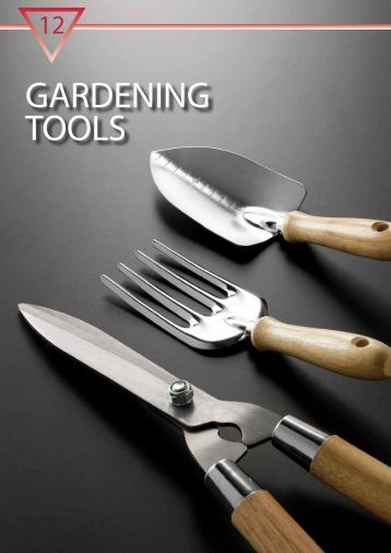Gardening tools m10 tools for Gardening tools list pdf