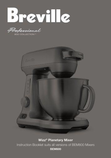 Wizz® Planetary Mixer - Appliances Online