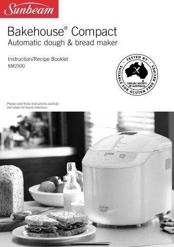 Bakehouse® Compact - Appliances Online