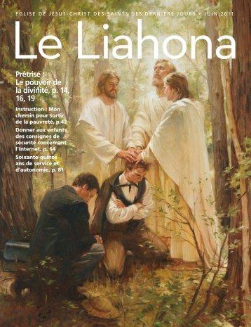 Juin - The Church of Jesus Christ of Latter-day Saints