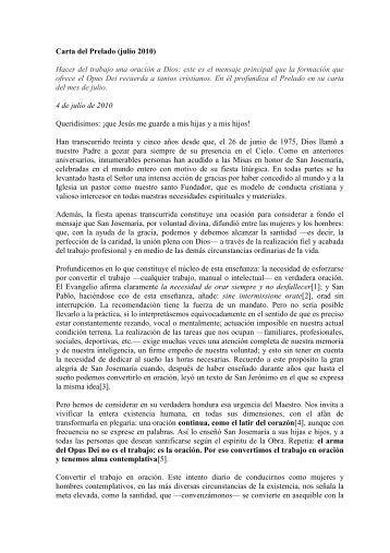 the way opus dei pdf