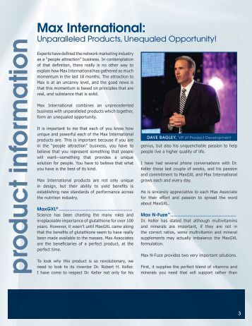 Product information page - International virtual office ...