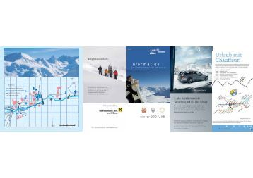information - Lech-Zürs