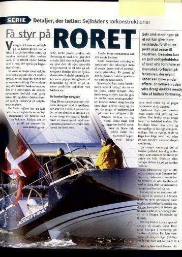 Artikel om ror #2