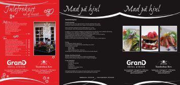 Mad på hjul - Struer Grand Hotel