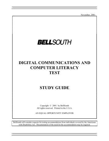 computer literacy study questions A survey of japanese university students' computer literacy levels  computer  applications, ability related questions, a knowledge test, and affective factors a.