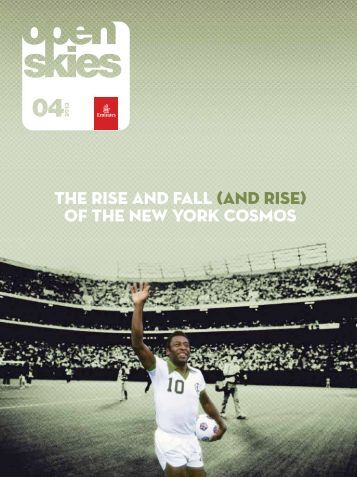 of the new york cosmos - Emirates.com