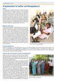 Projektarbeit in Indien und Bangladesch - Andheri-Hilfe Bonn - Seite 6