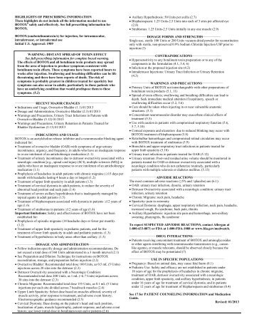Allergan botox consent forms pdf