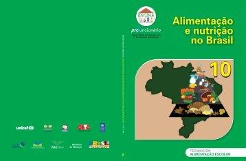 Alimentação e nutrição no Brasil - Portal do Professor - Ministério da ...