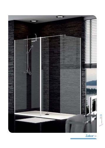 Douches baignoires wellness duscholux - Baignoire pour douche italienne ...