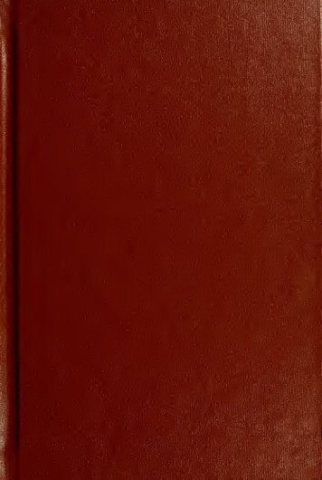 Report for the academic year 1995 - The Institute Libraries - Institute ...