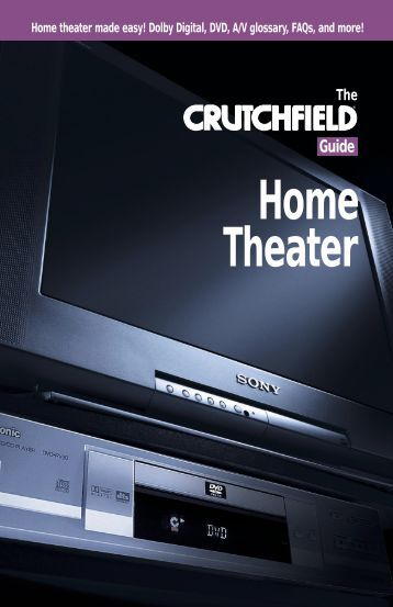 Guide Home Theater