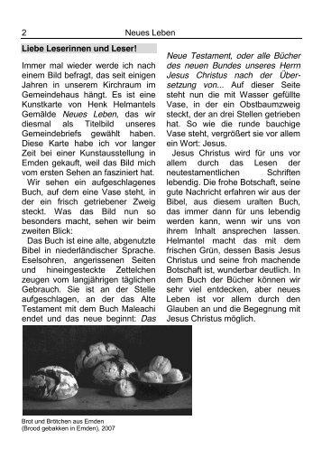 PDF-Form herunterladen - Evangelischen Synode Deutscher ...