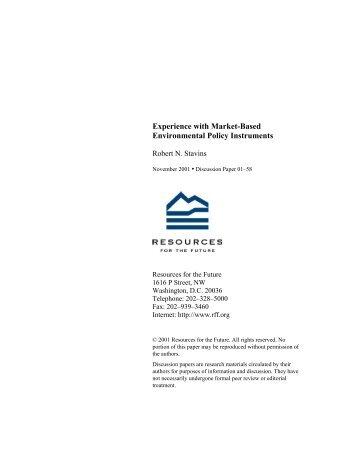 market instruments