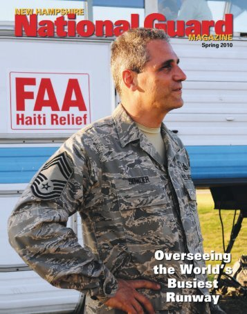 New Hampshire National Guard Magazine - Spring 2010