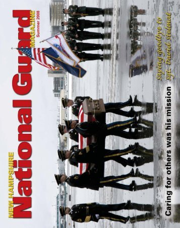 New Hampshire National Guard Magazine - Summer 2008