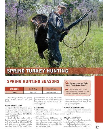 Wildlife hunting practices and bushmeat dynamics of the for Ky department of fish and wildlife