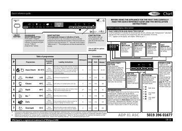 whirlpool adg 301 user manual