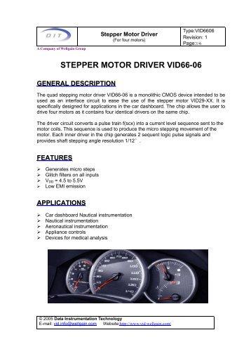 Drv8834 for Ti stepper motor driver