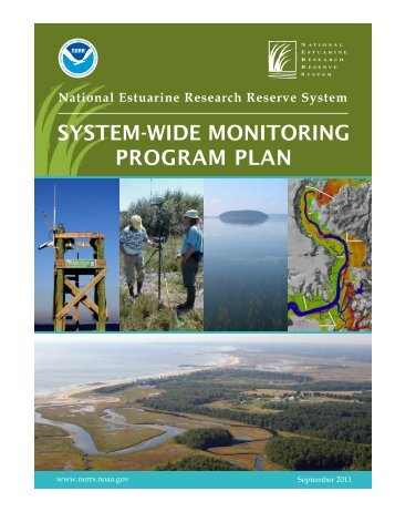 NERRS System-wide Monitoring Program Plan 2011 - National ...