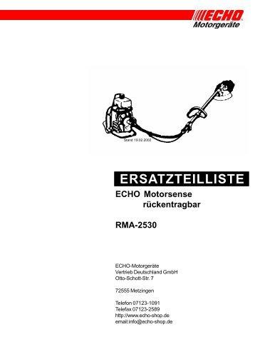 RMA-2530 - Eduard Ruf GmbH