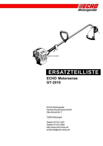 GT-2010 - Eduard Ruf GmbH