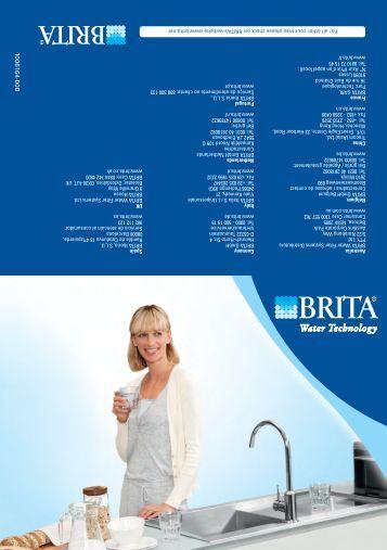 brita p1000 filter instructions