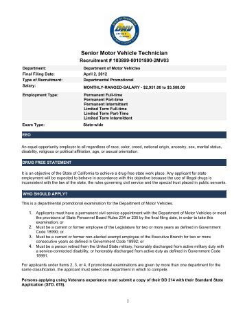 Revised dl 920 dl 924 forms california department of for Ca gov motor vehicles