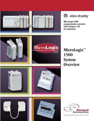 allen bradley micrologix 1500 manual