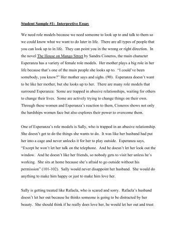 interpretive essays outline Interpretive essay lesson plan: how to write a literary analysis  in the  following format: 1 detail from the story, with 2 pieces of analysis.