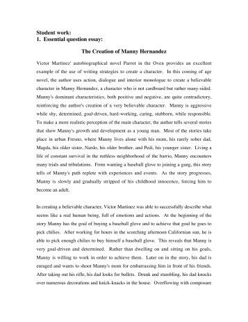 interpretive essay examples. Resume Example. Resume CV Cover Letter