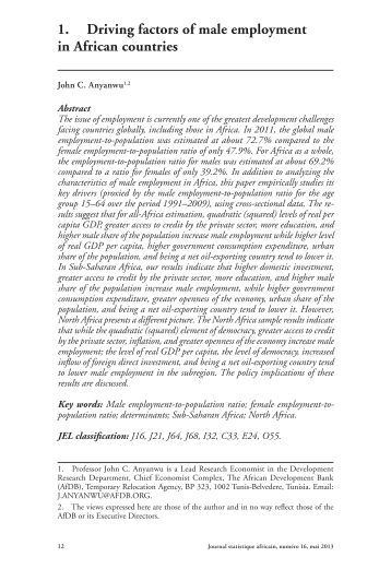 the driving factors that influence students Students' interest in statistical literacy and its motivational influence on learning to  result of a complex interplay of classroom influences and individual factors such as: students' knowledge of statistics, their enjoyment of statistics and their perceptions of competency in relation to the learning of statistics.