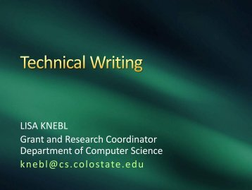 Lecture 6.b - Computer Science