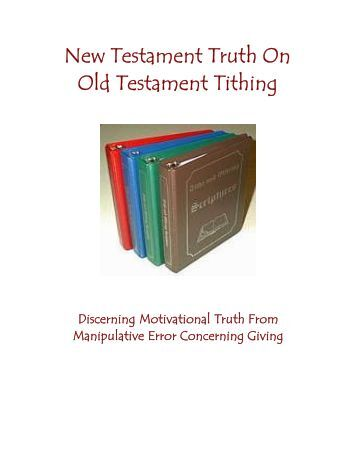 truthfulness of the old testament 2016-7-13 an introduction to the old testament july 13,  what i quickly realized is that the legitimacy of jesus depends on the accuracy and truthfulness of the ot.