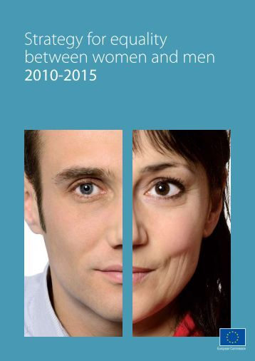 Strategy for equality between women and men - European ...